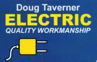 Doug Taverner Electric Quality Workmanship Logo