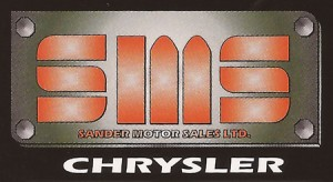 SMS Chrysler, Ram, Dodge and Jeep Logo