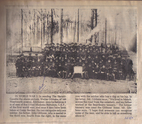 122nd Battalion