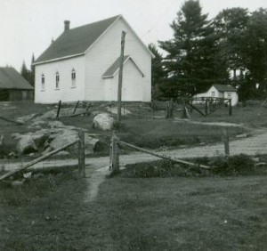 1667 Houseys Rapids Rd Original Church