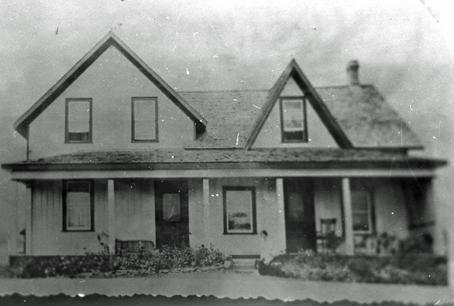 Godfrey Speicher house Barkway Rd