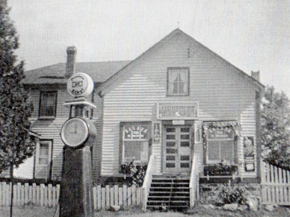 Houseys Rapids Store 1949