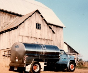 Milk Truck Coopers in 1984