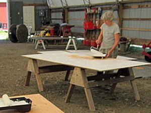 Priming the boards