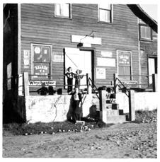 1940s Barkway Store