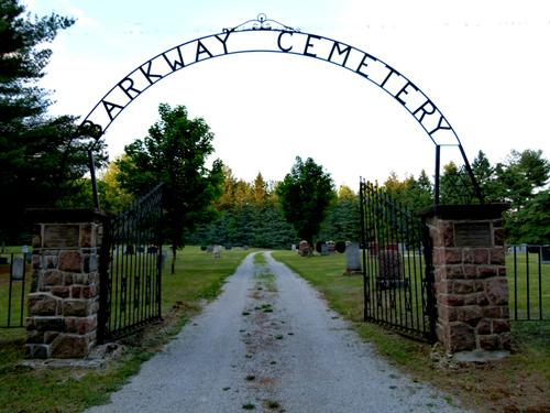 Barkway Cemetery Gates