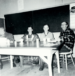 Ryde Council Meeting 1970 or before