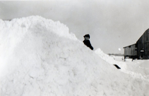 Snowbank Winter '57-'58