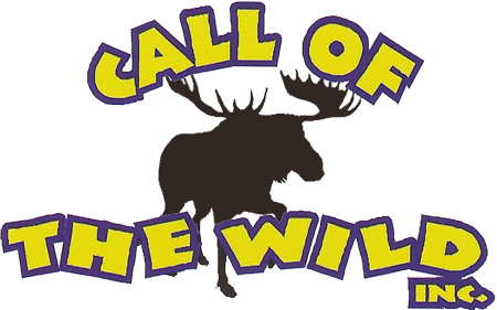 Call of the Wild Inc. Sanitation Services Logo