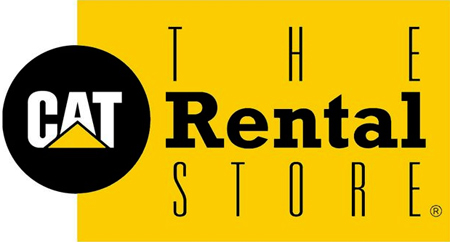 CAT The Rental Store Logo